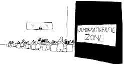 Demokratie Betrieb 250
