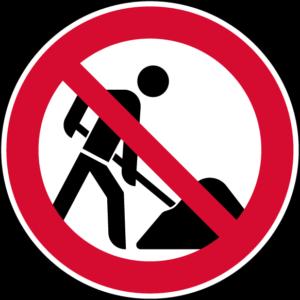 Arbeitsverbot