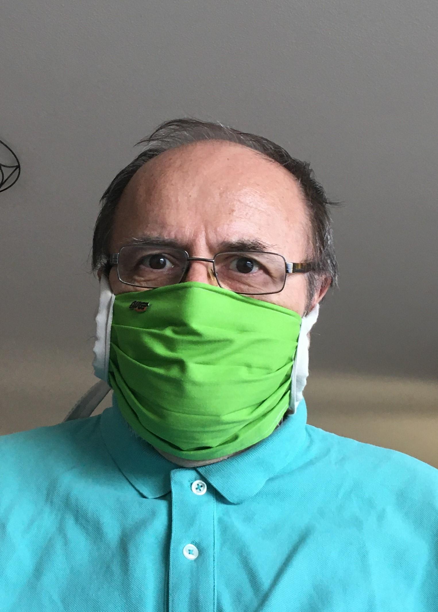 Schutzmasken Selbst Machen